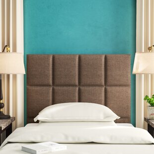 Chivers Upholstered Panel Headboard by Winston Porter
