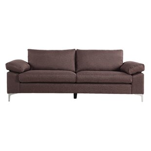 Shop Valletta Modern Living Room Standard Sofa by Wrought Studio