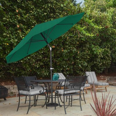 Kelton 10 Market Umbrella by Beachcrest Home Looking for