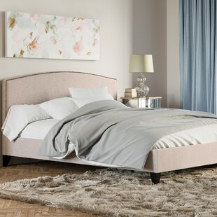 Upholstered Bed Frame By Fairmont Park