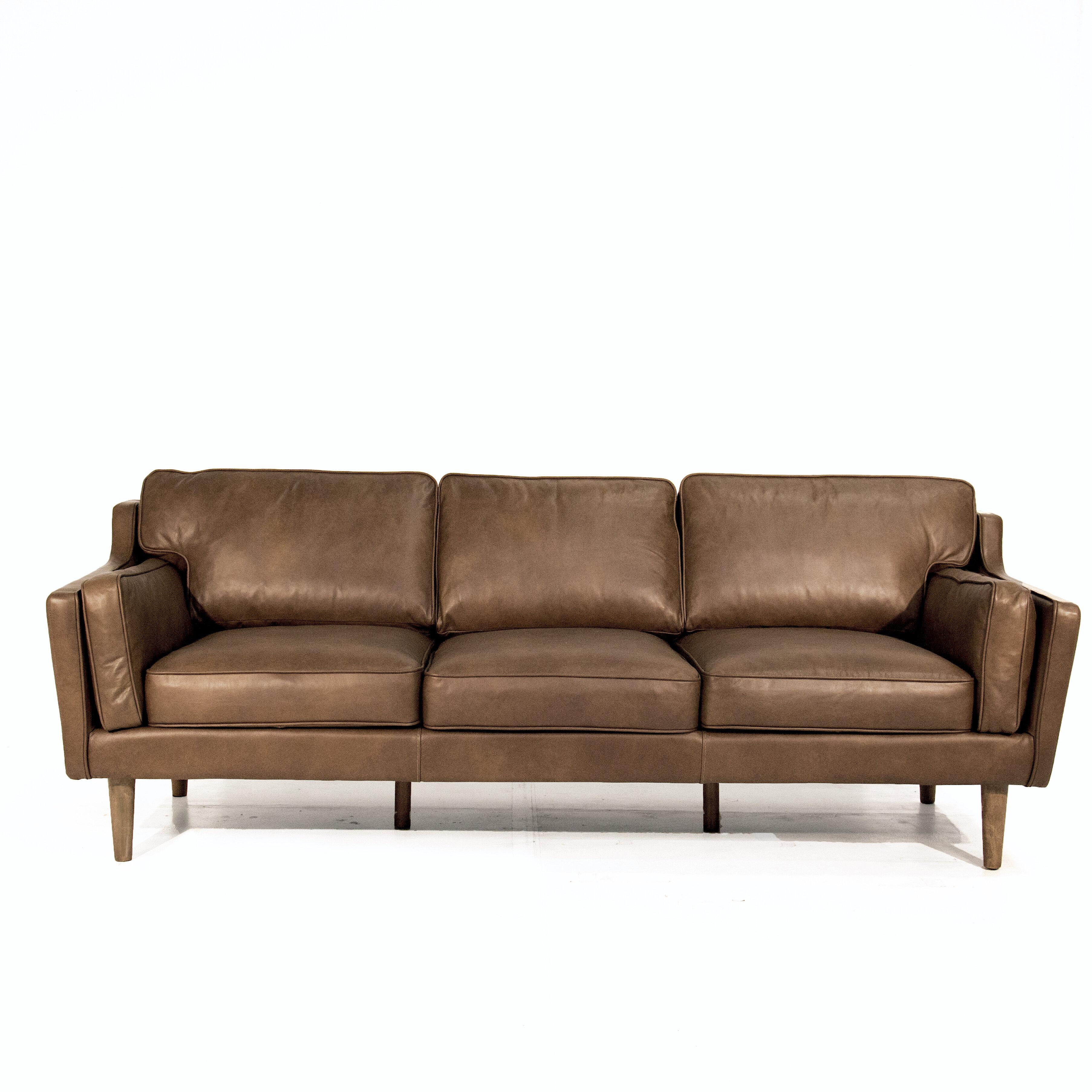 Modern Leather Sofa. Modern Leather Sofa E - Churl.co