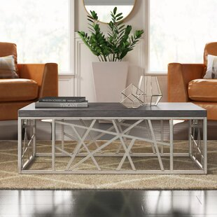 Kyzer Coffee Table by Mercury Row