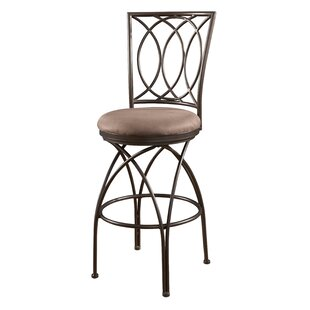 Reviews Darlington 30 Swivel Bar Stool by Fleur De Lis Living Reviews (2019) & Buyer's Guide