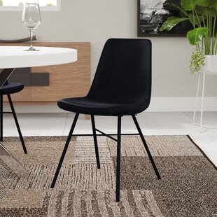 Fechteler X Side Chair by Ivy Bronx