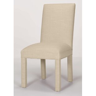 Brook Solid Upholstered Dining Chair by E..