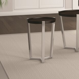 Cirque Chairside Table by Caravel