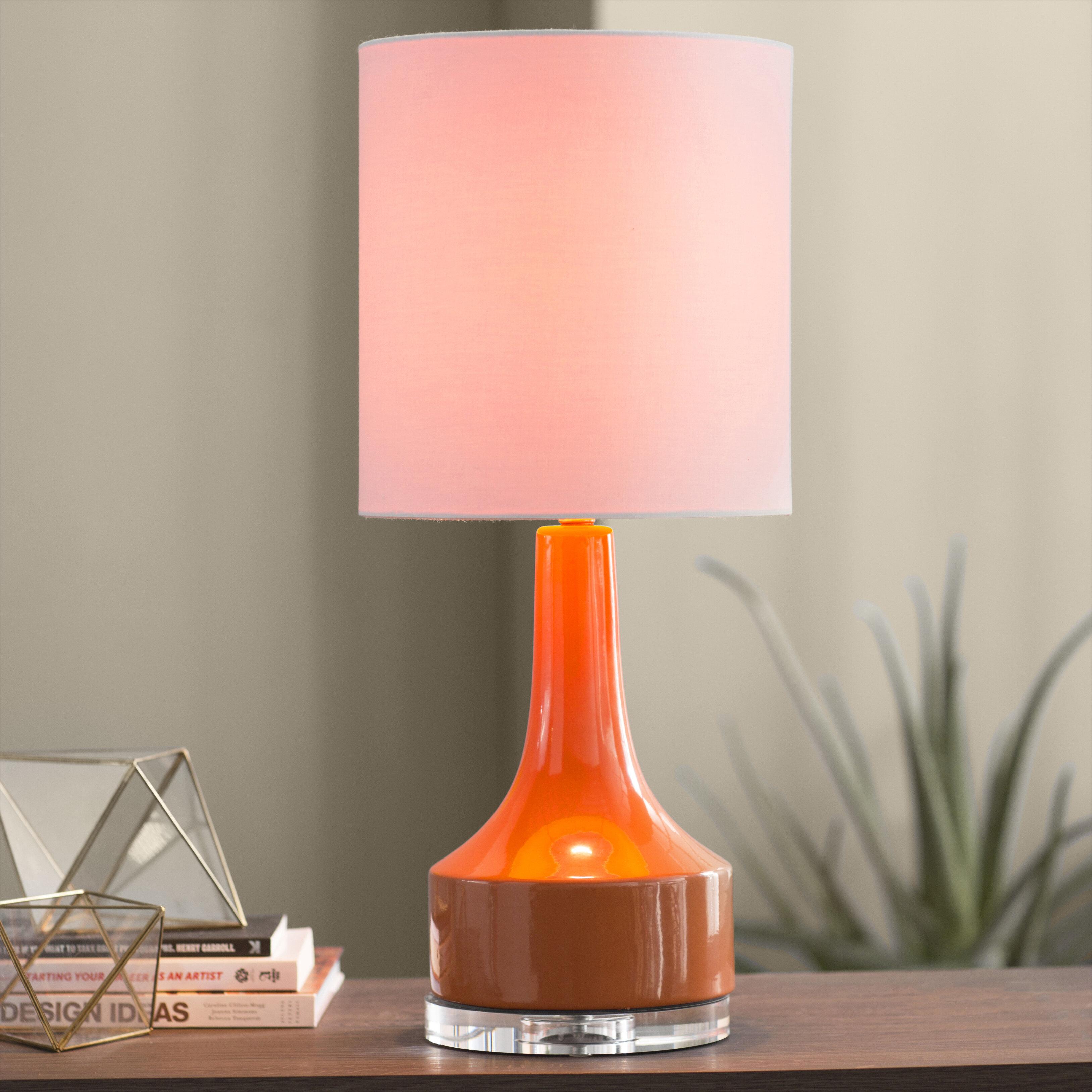 Wade Logan Banister 24 5 Table Lamp Reviews Wayfair