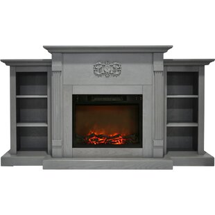 60 Inch Electric Fireplace Wayfair
