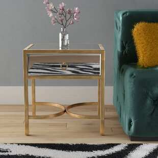 Chateau End Table with Storage..