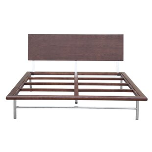 Fine Mod Imports Queen Platform Bed