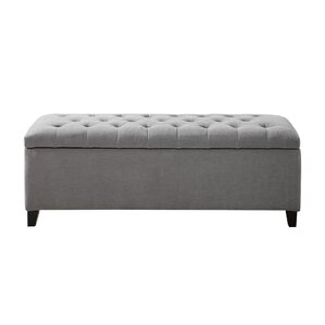 Bretton Tufted Top Storage Ottoman by ..