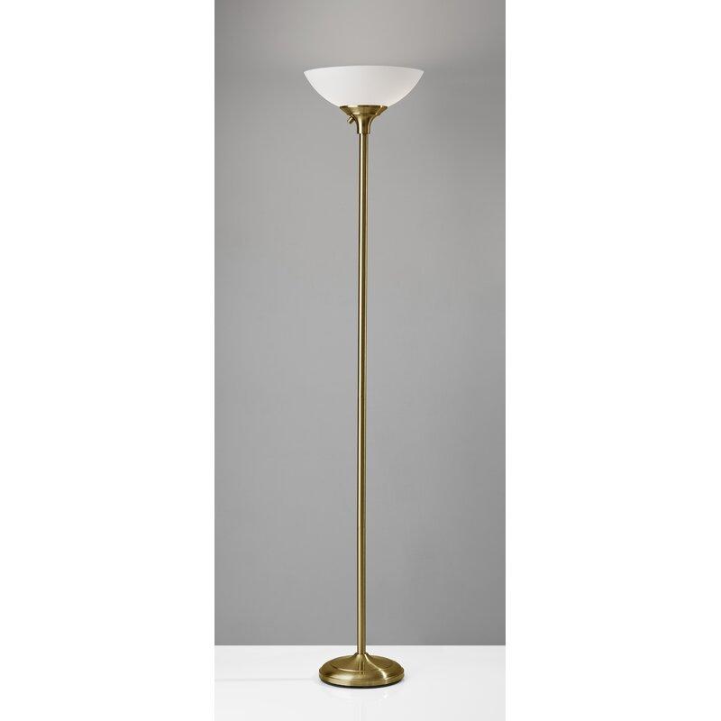 Wendelgard 71 Torchiere Floor Lamp