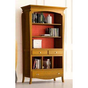 Blakeston 200cm Bookcase By Rosalind Wheeler