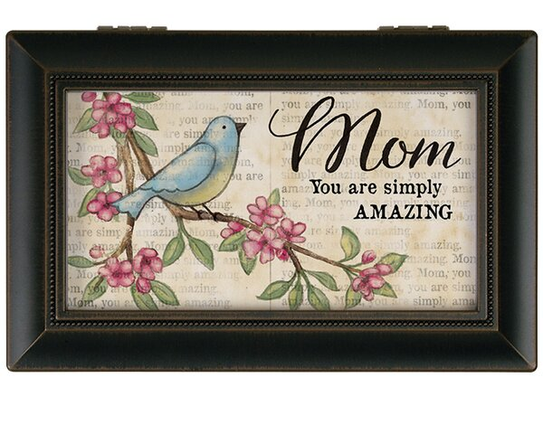 Carson Home Accents Amazing Mom Decorative Box Wayfair