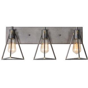 Shop For Ambrose 3-Light Vanity Light ByWilliston Forge