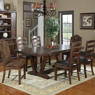 Loon Peak Diez 7 Piece Dining Set