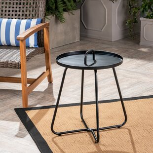 Searching for Stroup Aluminum Side Table By Wrought Studio