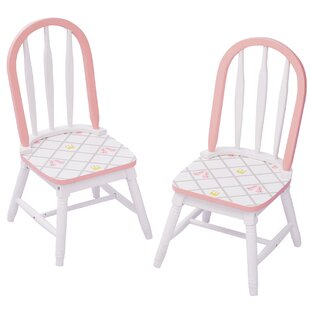 Sasha Children's Chair (Set Of 2) By Zoomie Kids