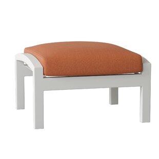 Mondovi Ottoman with Cushion