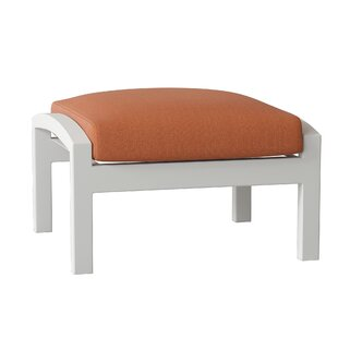 Mondovi Ottoman with Cushion by Tropitone