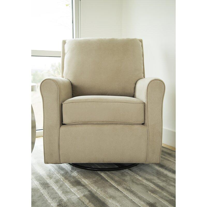 Pleasing Barnwell Swivel Glider And Ottoman Lamtechconsult Wood Chair Design Ideas Lamtechconsultcom