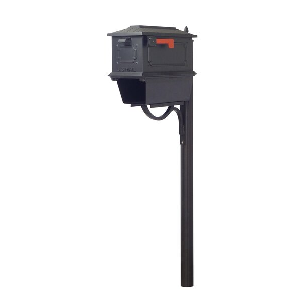 Special Lite Products Kingston Curbside Mailbox With And Richland Mailbox Post Wayfair