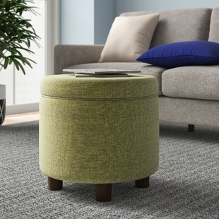 Cool Yarmouth Round Storage Ottoman Andrewgaddart Wooden Chair Designs For Living Room Andrewgaddartcom