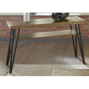 Cleasby Console Table by Gracie Oaks