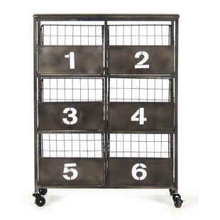 Claudio Storage Cart By Zentique