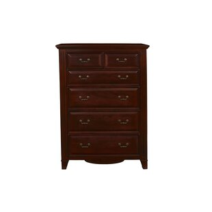 Hoisington 6 Drawer Chest by Alcott Hill Modern