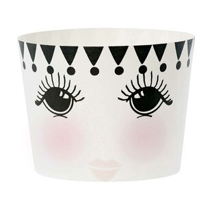 Eyes and Dots Paper Baking Cup (Set of 48) by Miss Etoile