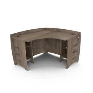Driftwood Corner Computer Desk by Legare Furniture