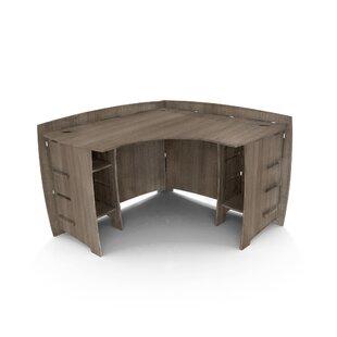 Driftwood Corner Computer Desk