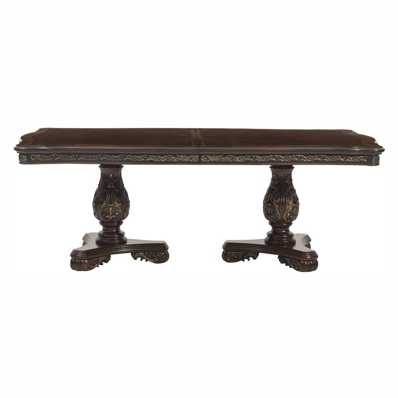Home Elegance Chalus Dining Table   Item# 12366