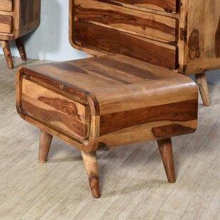 Porter Designs Oslo Wanderloot Mid-century Modern End Table
