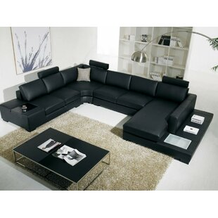 Orren Ellis Cork Sectional
