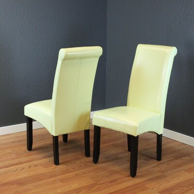 Green Upholstered Kitchen & Dining Chairs You'll Love in ...