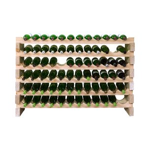 72 Bottle Floor Wine Rack by Vinotemp
