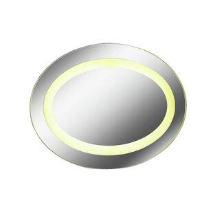 Orren Ellis Kam LED Bathroom/Vanity Mirror