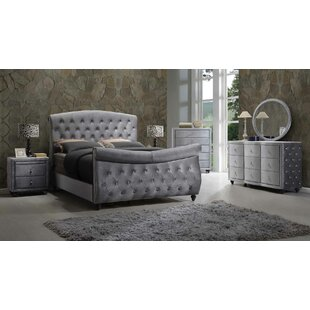 Grant Platform Configurable Bedroom Set By Rosdorf Park