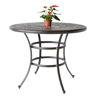 Darby Home Co Kristy Bar Table with Ice B..