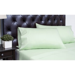 Alcott Hill Meredosia 4 Piece 340 Thread Count Sheet Set