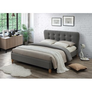 George Oliver Brydon Upholstered Full Platform Bed