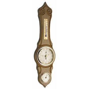 Barometer By Longshore Tides