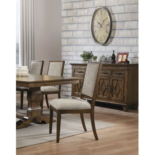 Calhoon Upholstered Dining Chair (Set of 2)