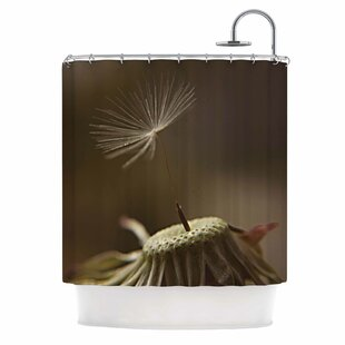 Angie Turner One Wish Single Shower Curtain