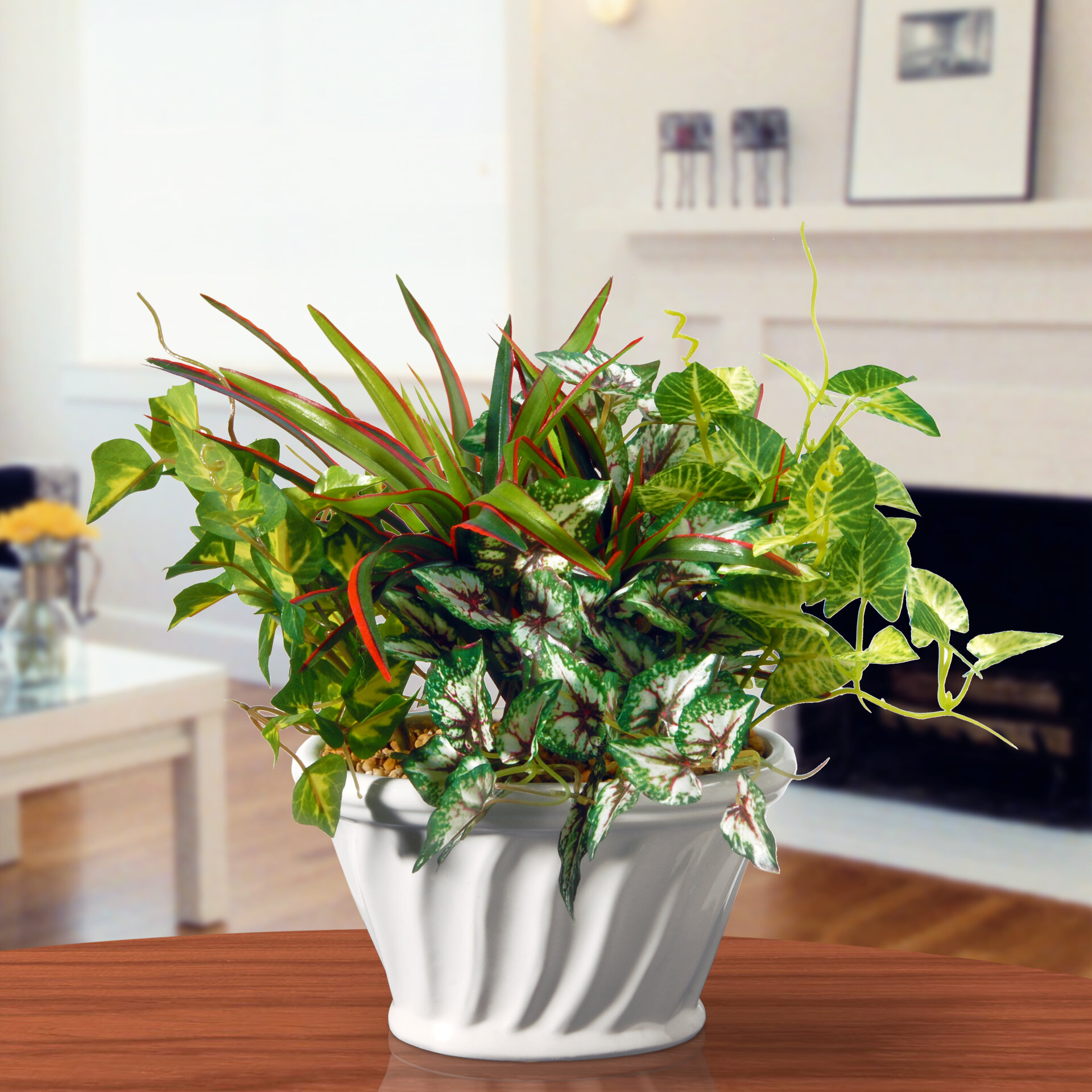 National Tree Co Potted Plant Reviews Wayfair