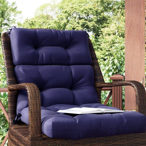 Sensational Outdoor Chair Back Cushions Wayfair Theyellowbook Wood Chair Design Ideas Theyellowbookinfo