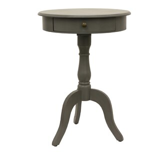 Charlton Home Wedgewood End Table