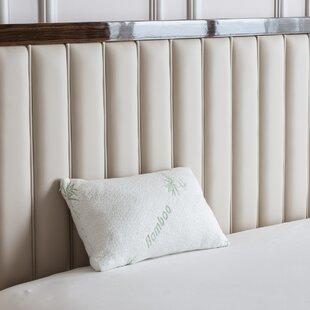 Yuka Deluxe Rayon from Bamboo Memory Foam Standard Pillow